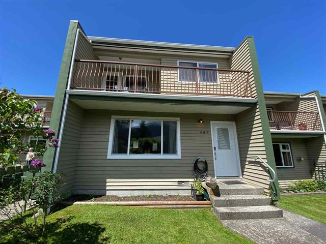 Townhouse for sale in Prince Rupert - City, Prince Rupert, Prince Rupert, 587 5th Avenue, 262610889 | Realtylink.org