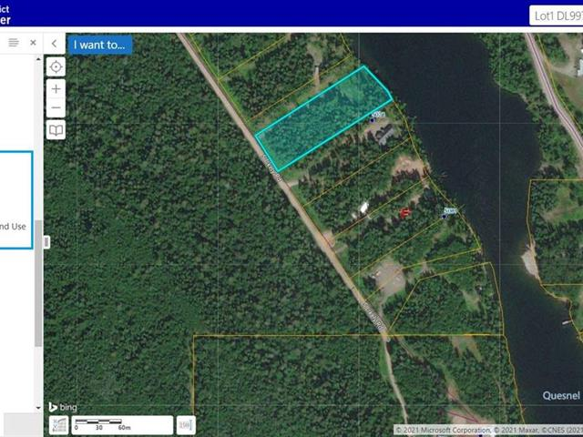 Lot for sale in Likely, Williams Lake, Lot 1 Dl9976 South Likely Road, 262612439   Realtylink.org