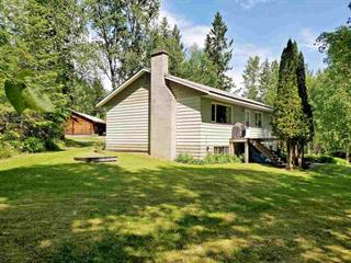 House for sale in Bouchie Lake, Quesnel, Quesnel, 2293 Paradise Road, 262611355 | Realtylink.org