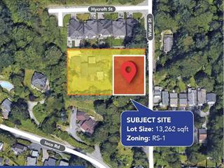 Lot for sale in North Shore Pt Moody, Port Moody, Port Moody, Lot B 120 Water Street, 262611295 | Realtylink.org