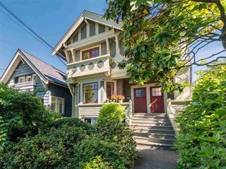 House for sale in Kitsilano, Vancouver, Vancouver West, 2615 W 2nd Avenue, 262612570 | Realtylink.org