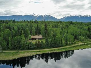 House for sale in Dome Creek, McBride, Robson Valley, 11866 Kidd Road, 262587047 | Realtylink.org