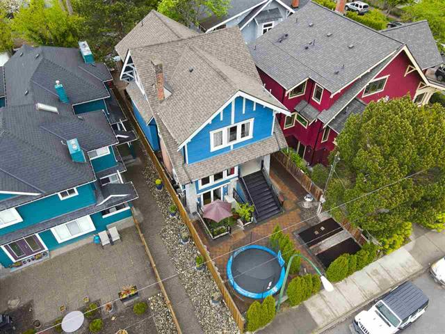 Duplex for sale in Kitsilano, Vancouver, Vancouver West, 3311-3315 W 7th Avenue, 262612865   Realtylink.org