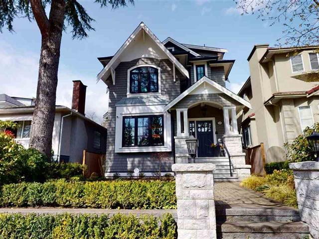 House for sale in Kerrisdale, Vancouver, Vancouver West, 3223 W 39th Avenue, 262584352   Realtylink.org