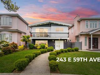 House for sale in South Vancouver, Vancouver, Vancouver East, 243 E 59 Avenue, 262613823 | Realtylink.org