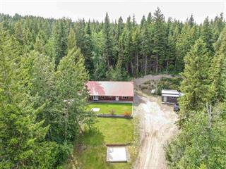 House for sale in Quesnel - Rural West, Quesnel, Quesnel, 644 Marsh Road, 262613890 | Realtylink.org