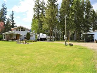 House for sale in Quesnel Rural - South, Quesnel, Quesnel, 2568 Hold Road, 262613894 | Realtylink.org