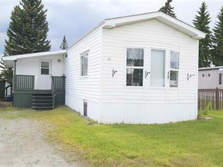 Manufactured Home for sale in Sintich, Prince George, PG City South East, 11 8680 Castle Road, 262613370 | Realtylink.org