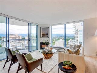 Apartment for sale in Uptown NW, New Westminster, New Westminster, 1802 739 Princess Street, 262613454 | Realtylink.org