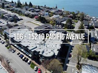 Apartment for sale in White Rock, Surrey, South Surrey White Rock, 106 15210 Pacific Avenue, 262613079   Realtylink.org