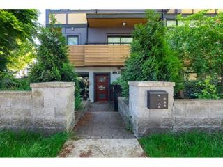 Townhouse for sale in Hastings Sunrise, Vancouver, Vancouver East, 2 Nanaimo Street, 262604106 | Realtylink.org
