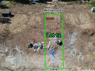 Lot for sale in Errington, Errington/Coombs/Hilliers, Lot 12 Williams St, 877335   Realtylink.org