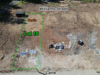 Lot for sale in Errington, Errington/Coombs/Hilliers, Lot 10 Williams St, 877553   Realtylink.org