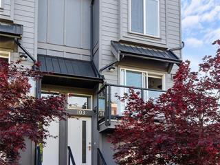 Townhouse for sale in Nanaimo, Old City, 103 540 Franklyn St, 877584   Realtylink.org