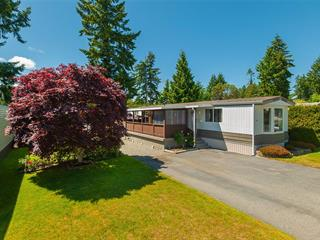 Manufactured Home for sale in Nanaimo, Pleasant Valley, 116 5854 Turner Rd, 877359   Realtylink.org