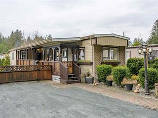 Manufactured Home for sale in Cultus Lake, Chilliwack, Cultus Lake, 31 3942 Columbia Valley Highway, 262607732   Realtylink.org