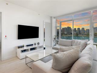 Apartment for sale in False Creek, Vancouver, Vancouver West, 606 77 Walter Hardwick Avenue, 262608756 | Realtylink.org