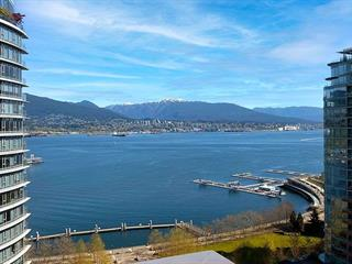Apartment for sale in Coal Harbour, Vancouver, Vancouver West, 2004 1205 W Hastings Street, 262609147   Realtylink.org
