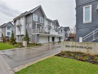 Townhouse for sale in Citadel PQ, Port Coquitlam, Port Coquitlam, 39 2560 Pitt River Road, 262604042 | Realtylink.org