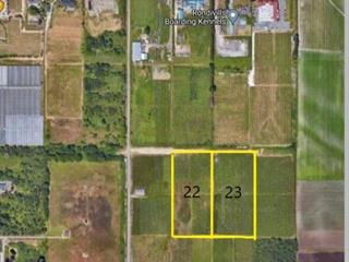 Lot for sale in East Richmond, Richmond, Richmond, Lot 23 Westminster Highway, 262599929 | Realtylink.org
