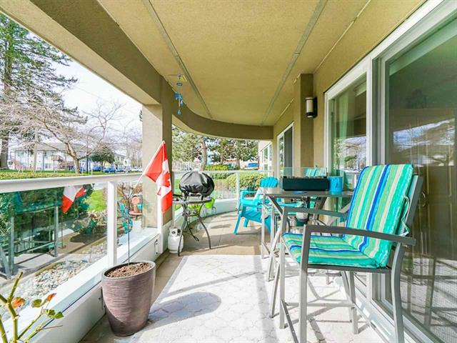 Apartment for sale in White Rock, South Surrey White Rock, 107 15809 Marine Drive, 262575138 | Realtylink.org