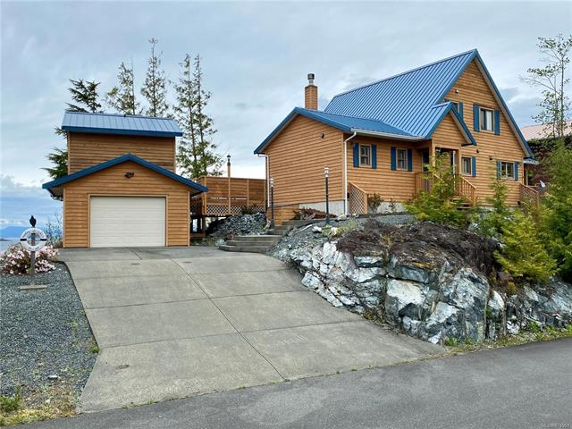 House for sale in Telegraph Cove, Hyde Creek/Nimpkish Heights, 1540 Ella Point Dr, 874901 | Realtylink.org