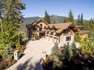 House for sale in Bayshores, Whistler, Whistler, 2923 Heritage Peaks Trail, 262555197 | Realtylink.org