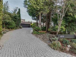 Townhouse for sale in Upper Caulfeild, West Vancouver, West Vancouver, 4968 Pinetree Crescent, 262598553 | Realtylink.org