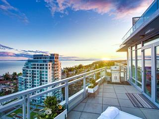 Apartment for sale in White Rock, South Surrey White Rock, 1601 1473 Johnston Road, 262597440   Realtylink.org