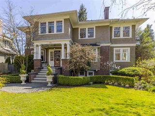 House for sale in Shaughnessy, Vancouver, Vancouver West, 1644 Nanton Avenue, 262597483 | Realtylink.org