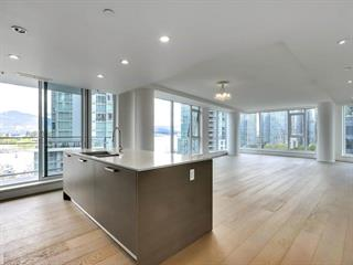 Apartment for sale in Coal Harbour, Vancouver, Vancouver West, 1002 1499 W Pender Street, 262604932   Realtylink.org