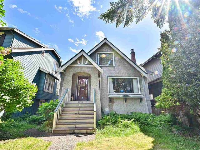 House for sale in Kitsilano, Vancouver, Vancouver West, 3638 W 3rd Avenue, 262603393   Realtylink.org