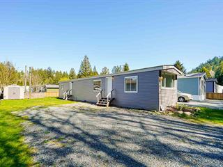 Manufactured Home for sale in Cultus Lake, Cultus Lake, 41 3942 Columbia Valley Road, 262590819 | Realtylink.org