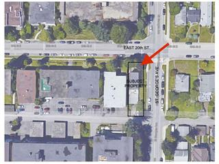 Commercial Land for sale in Central Lonsdale, North Vancouver, North Vancouver, 1949 St. Georges Avenue, 224943477   Realtylink.org