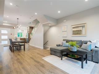 Townhouse for sale in Hastings Sunrise, Vancouver, Vancouver East, 2412 Dundas Street, 262605376 | Realtylink.org