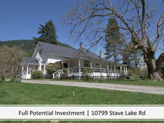 House for sale in Durieu, Mission, Mission, 10799 Stave Lake Road, 262605012 | Realtylink.org