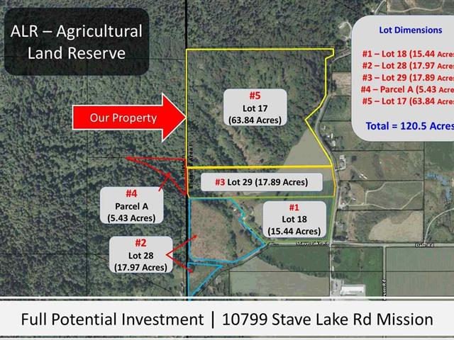 Lot for sale in Durieu, Mission, Mission, Lt.28 10799 Stave Lake Road, 262605033   Realtylink.org