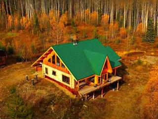 House for sale in Fort St. James - Rural, Fort St. James, Fort St. James, 32522 Thutade Forest Service Road, 262605449 | Realtylink.org