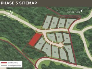 Lot for sale in WedgeWoods, Whistler, Whistler, 9361 Wedgemount Plateau Drive, 262610949 | Realtylink.org