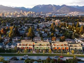 Townhouse for sale in Cambie, Vancouver, Vancouver West, 515 W 29th Avenue, 262611023 | Realtylink.org