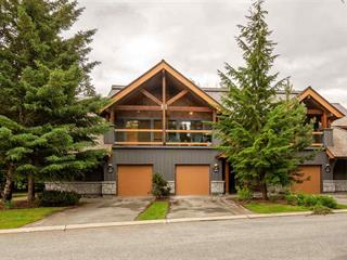 Townhouse for sale in Whistler Village, Whistler, Whistler, 4614 Montebello Place, 262611039 | Realtylink.org