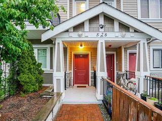 Townhouse for sale in Sperling-Duthie, Burnaby, Burnaby North, 202 528 Sperling Avenue, 262606826 | Realtylink.org