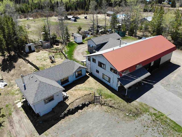 House for sale in Lone Butte/Green Lk/Watch Lk, Lone Butte, 100 Mile House, 6004 Little Fort 24 Highway, 262610897 | Realtylink.org