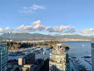 Apartment for sale in Coal Harbour, Vancouver, Vancouver West, 2101 620 Cardero Street, 262599349 | Realtylink.org