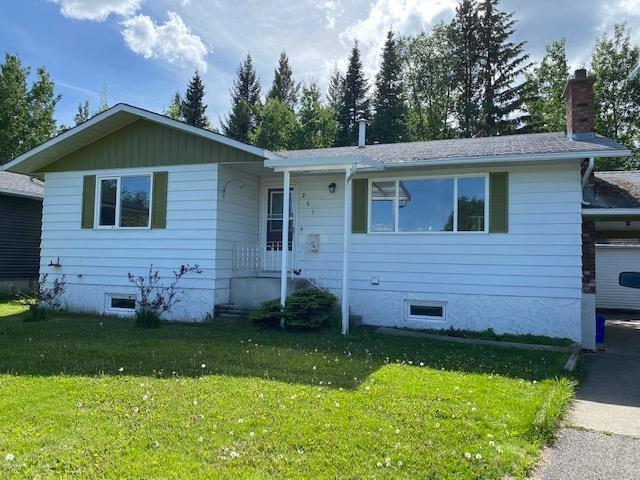 House for sale in Heritage, Prince George, PG City West, 251 Corless Crescent, 262595800   Realtylink.org