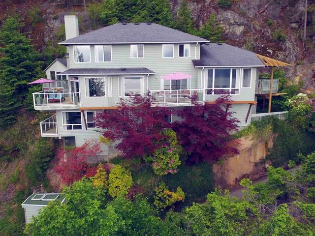House for sale in Bowen Island, Bowen Island, 722 Channelview Drive, 262610181   Realtylink.org