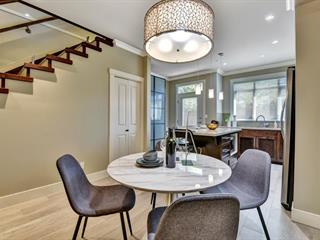 Townhouse for sale in Kitsilano, Vancouver, Vancouver West, 1 1950 W 5th Avenue, 262610132 | Realtylink.org