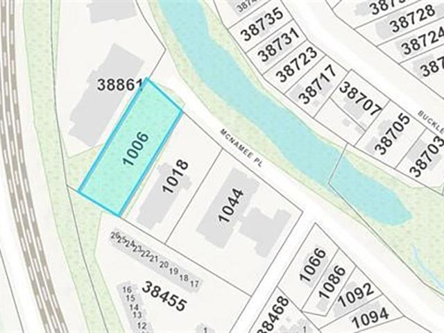 Commercial Land for sale in Dentville, Squamish, Squamish, 1006 McNamee Place, 224941609 | Realtylink.org