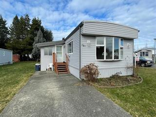 Manufactured Home for sale in Courtenay, Courtenay East, 52 390 Cowichan Ave, 865743 | Realtylink.org