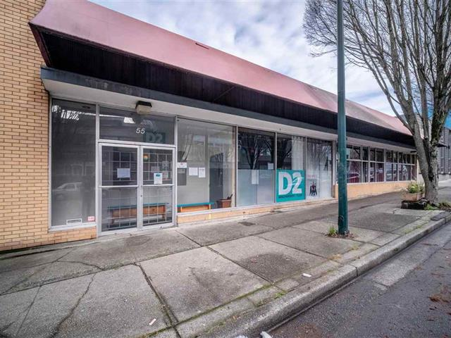Industrial for lease in Mount Pleasant VW, Vancouver, Vancouver West, 120 55 W 8th Avenue, 224940928 | Realtylink.org